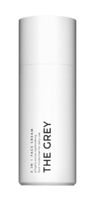 The Grey 3 In 1 Face Cream
