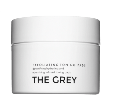 The Grey Exfoliating Toning Pads