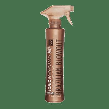 Brazilian Ionic Bonding Spray