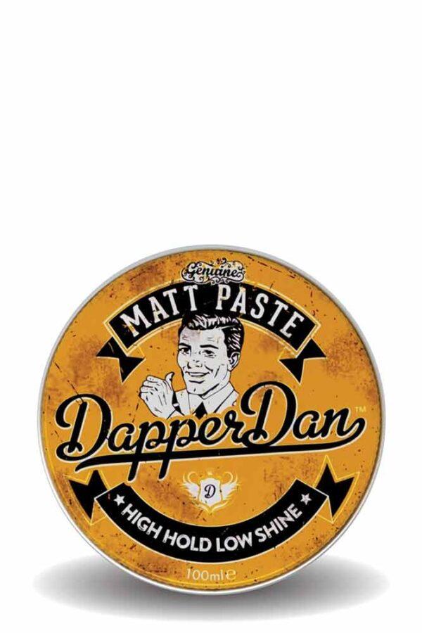 Dapper Dan Matt Paste High Hold Low Shine