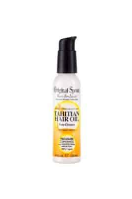 Tahitian Hair Oil