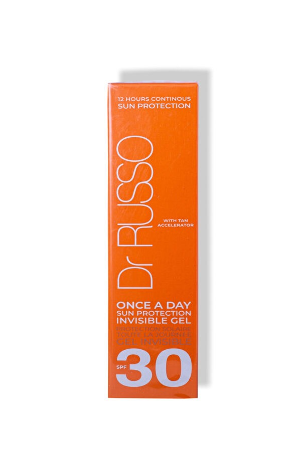 Dr. Russo Invisible Body Gel SPF 30