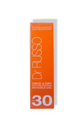 Dr. Russo Once A Day Invisible Body Gel SPF30