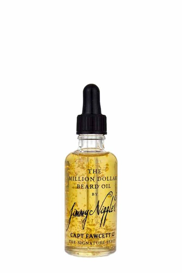 Jimmy Niggles Esq. The Million Dollar Beard Oil