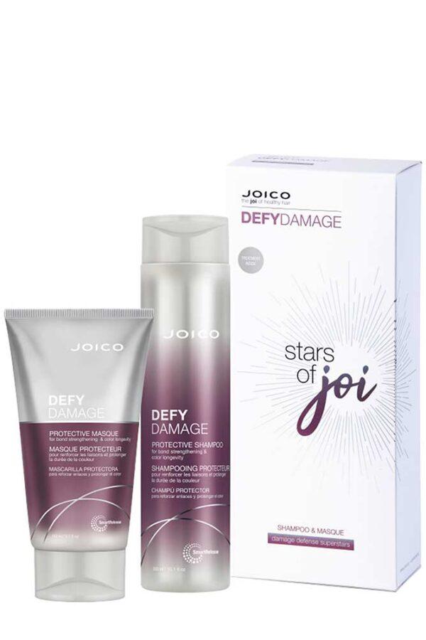 Joico K-Pak Stars of Joi - Defy Damage Protective Shampoo+ Defy Damage Protective Masque