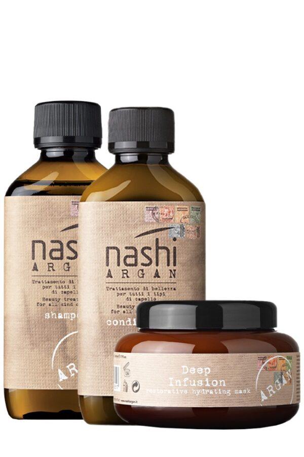 Nashi Argan Essentials